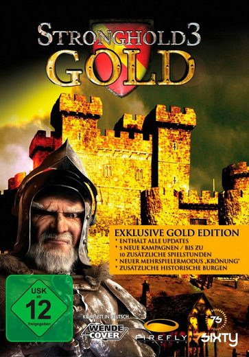 Stronghold 3 Gold Edition PC, Software Pyramide