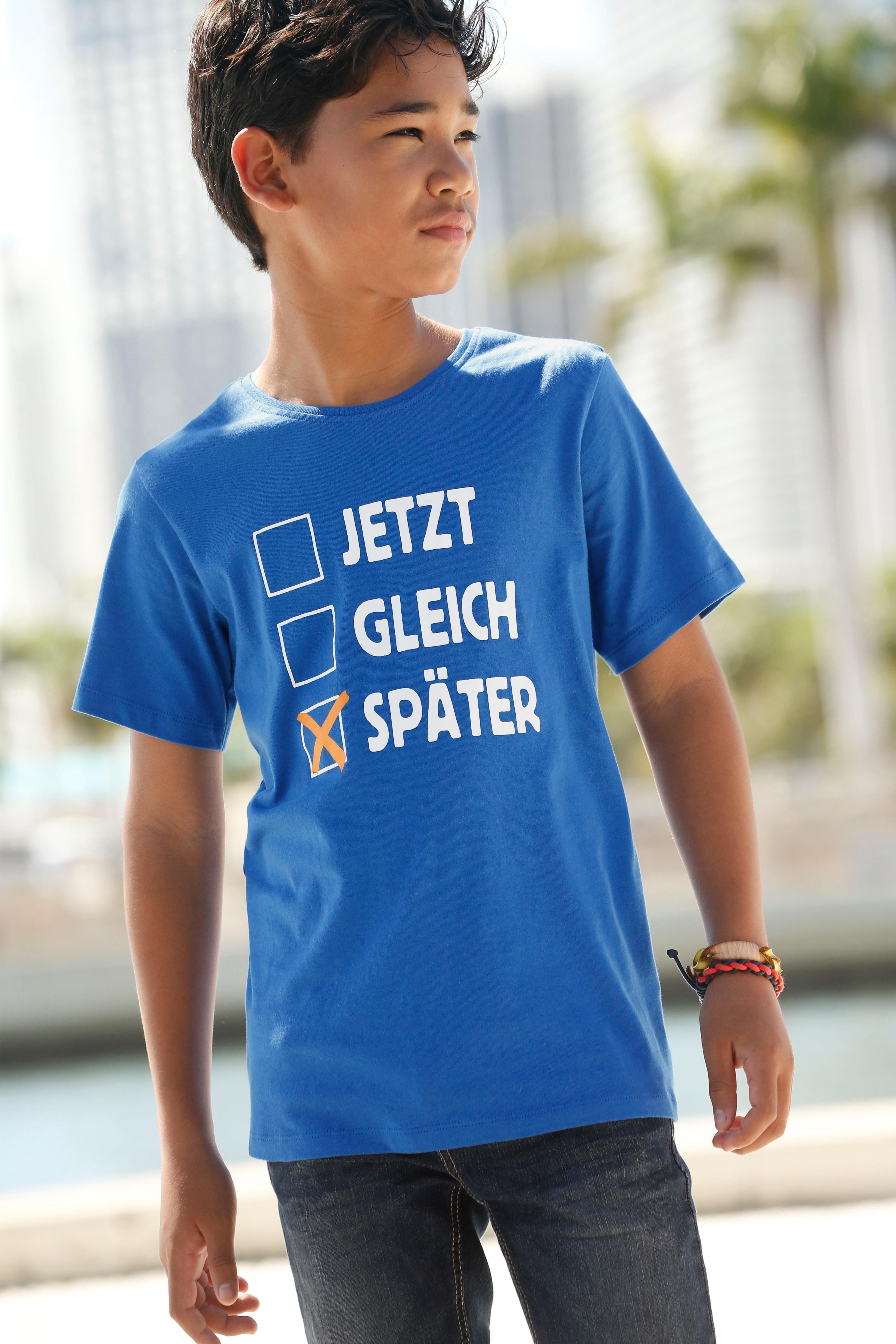 Arizona T-Shirt mit coolem Statement-Druck
