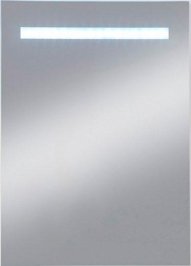 KRISTALLFORM Spiegel »E-Light two«, 40 x 60 cm, LED