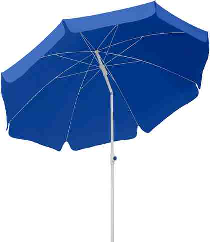 SCHNEIDER SCHIRME Sonnenschirm »Ibiza«, Ø 200 cm, ca. 150 g/m², ohne Schirmständer
