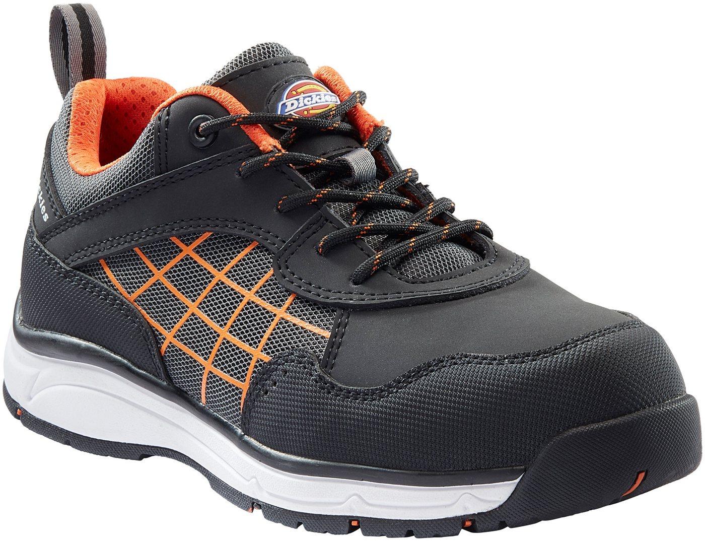 DICKIES Sicherheitsschuh »Elora S3« | Schuhe > Sicherheitsschuhe | Schwarz | Dickies