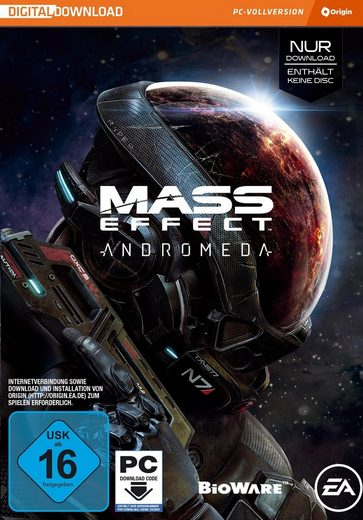 Mass Effect: Andromeda PC, Software Pyramide
