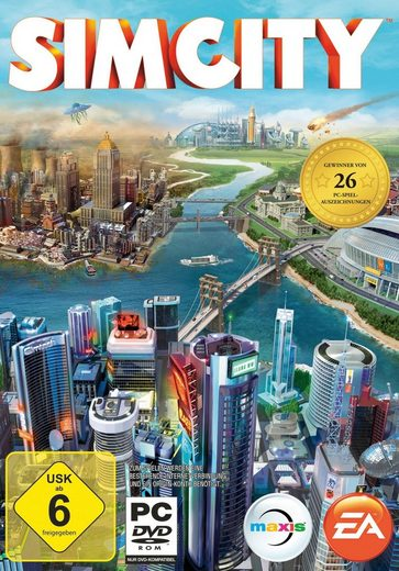 Sim City PC, Software Pyramide
