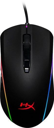 HyperX »HyperX Pulsefire Surge RGB« Gaming-Maus (kabelgebunden)