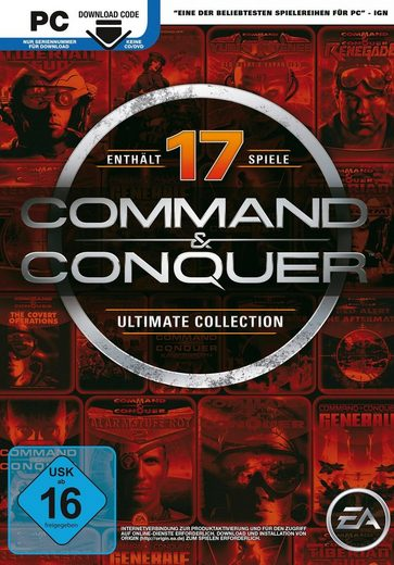 Command & Conquer: Ultimate Collection PC, Software Pyramide
