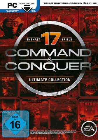 ELECTRONIC ARTS Command & Conquer: Ultimate Collection...