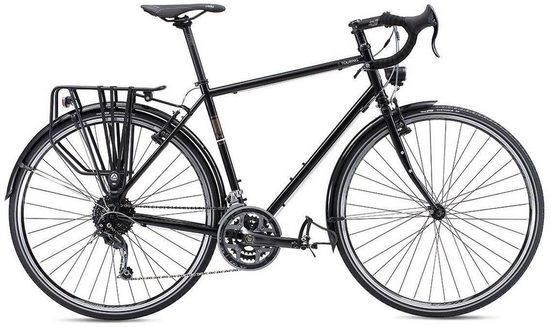 FUJI Bikes Tourenrad »TOURING LTD«, 27 Gang Shimano Deore Schaltwerk, Kettenschaltung