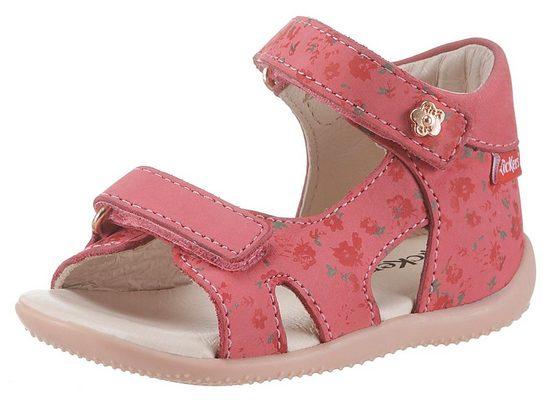 Kickers »Binsia« Sandale mit einer weichen Lederinnensohle
