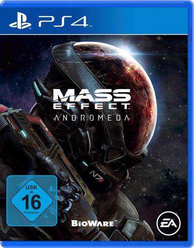 Mass Effect: Andromeda PlayStation 4, Software Pyramide