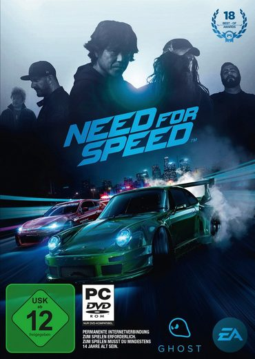 Need for Speed PC, Software Pyramide