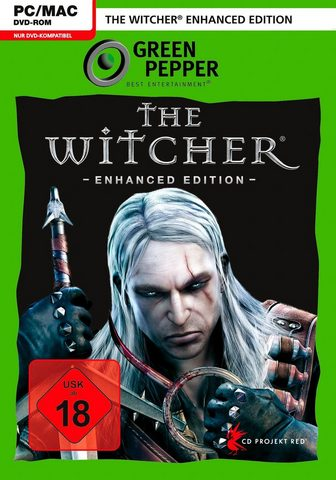The Witcher - Enhanced Edtion PC