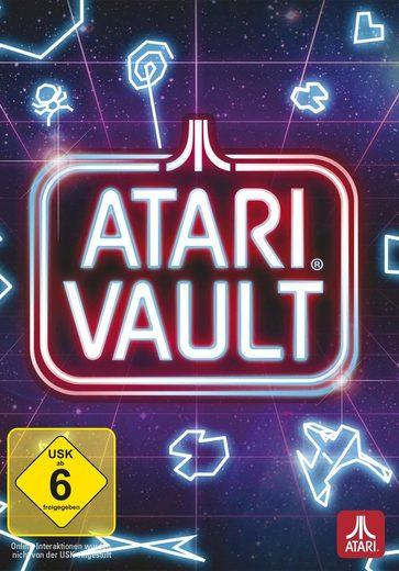 Atari Vault PC, Software Pyramide