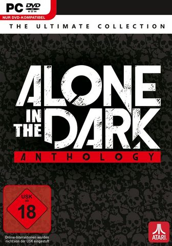 Alone в the Dark Anthology PC