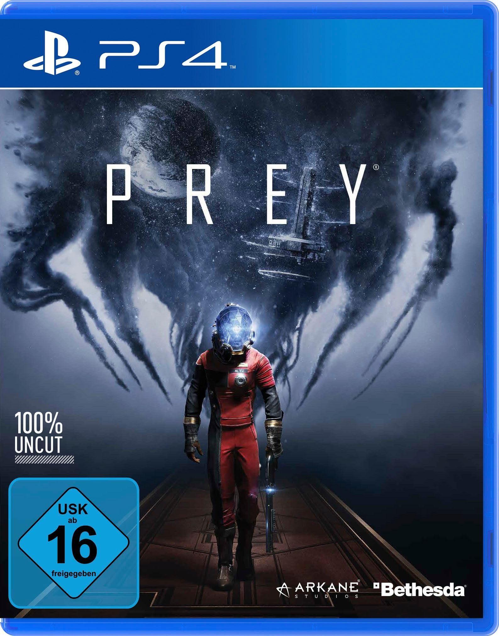 Prey PlayStation 4, Software Pyramide