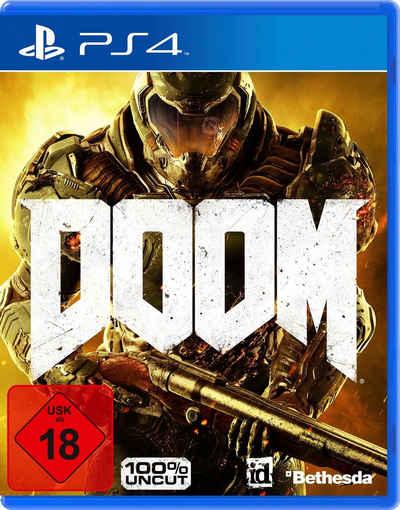 Doom PlayStation 4, Software Pyramide