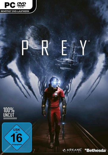 Prey PC, Software Pyramide
