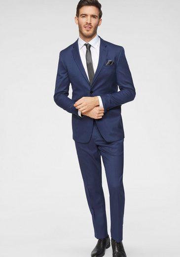 GUIDO MARIA KRETSCHMER Anzug (2-tlg) Leichte Qualität im angesagten Blauton