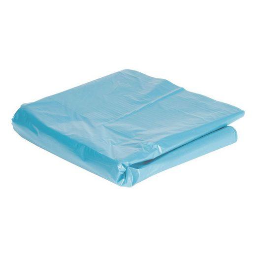 100 Schwerlast-Müllsäcke 240 L blau