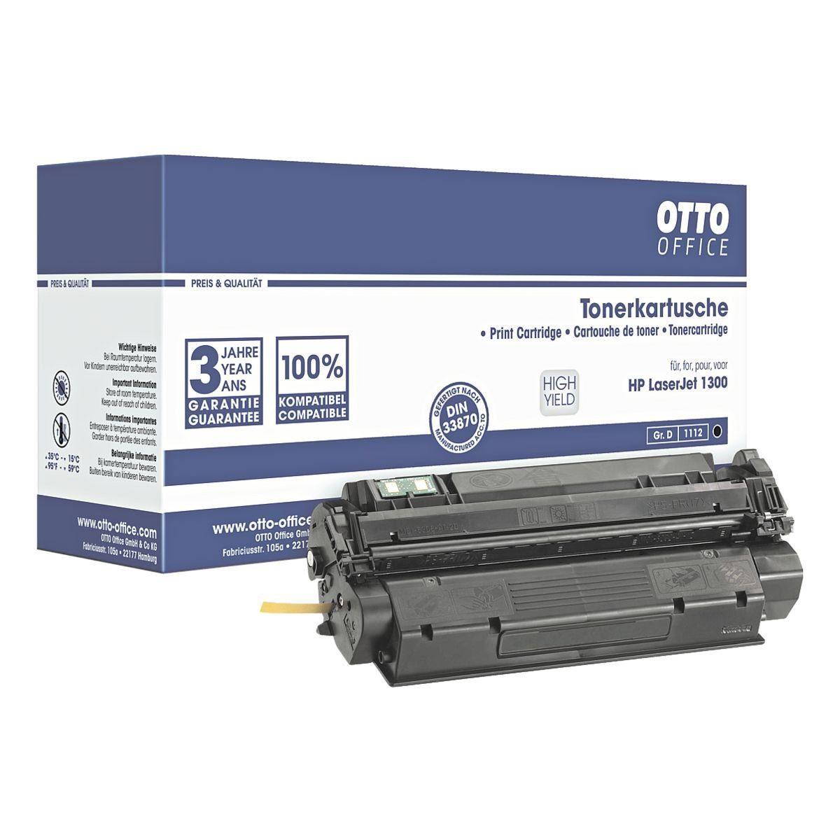 OTTO Office Standard Druckkassette ersetzt HP »Q2613X« Nr. 13X