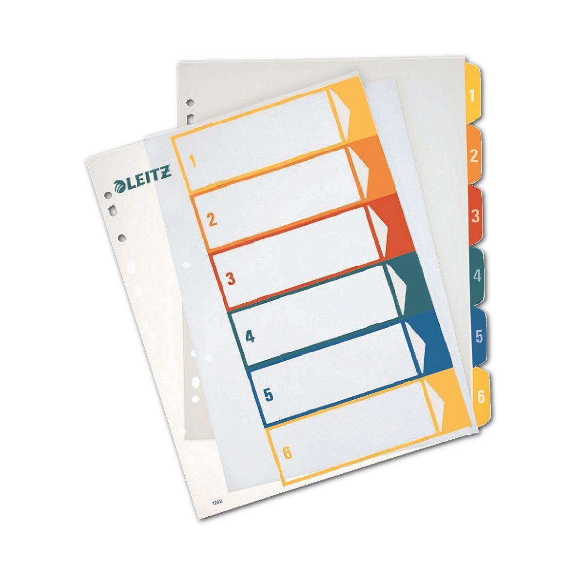 Leitz Kunststoffregister »1292«