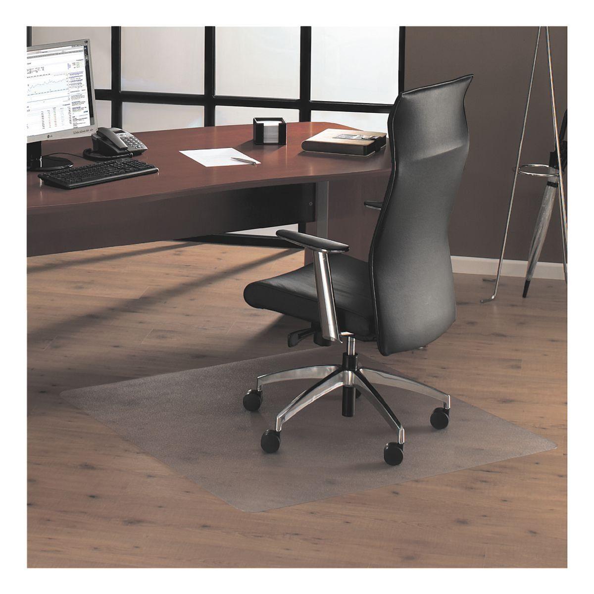 OTTO Office Standard Bodenschutzmatte 150x150 cm rechteckig für alle Bodenarten