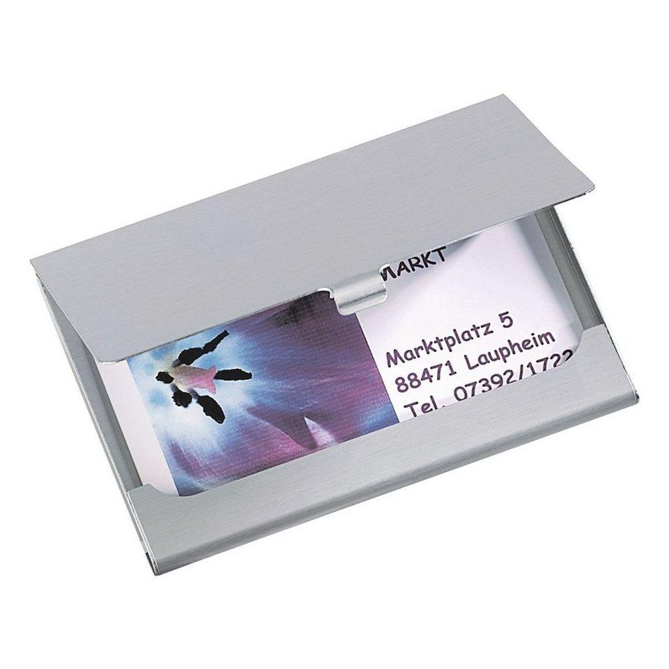 Sigel Visitenkartenetui Vz135 Material Aluminium Online Kaufen Otto