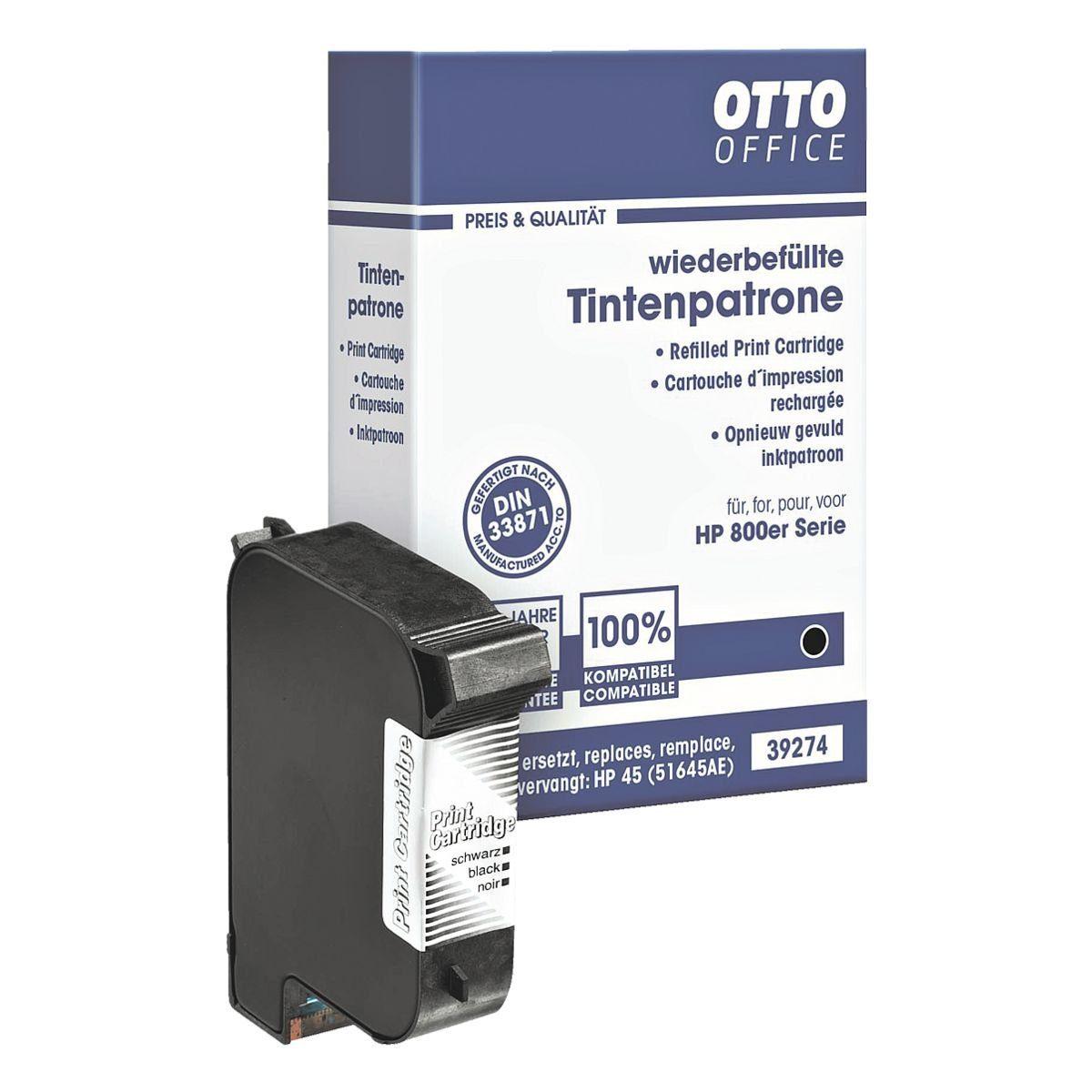 OTTO Office Tintenpatrone ersetzt HP »51645AE« Nr. 45