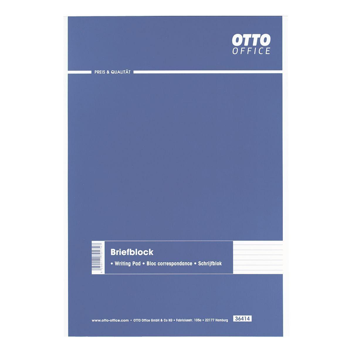 OTTO Office Briefblock