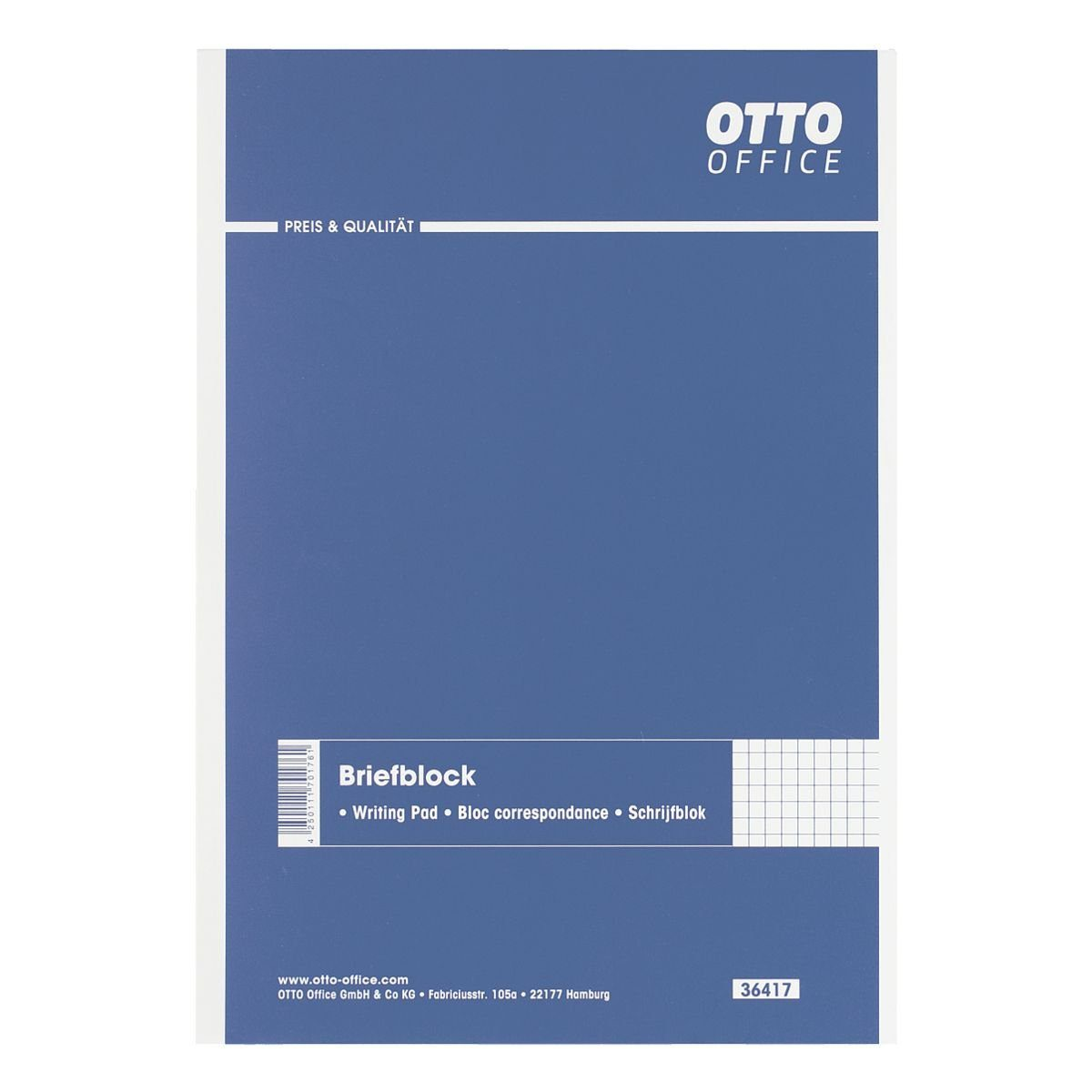 OTTO Office Standard Briefblock
