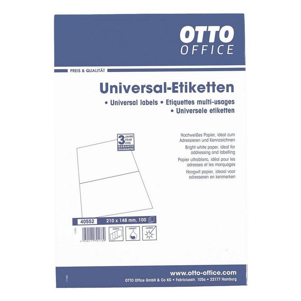 OTTO Office Standard Universal Klebeetiketten