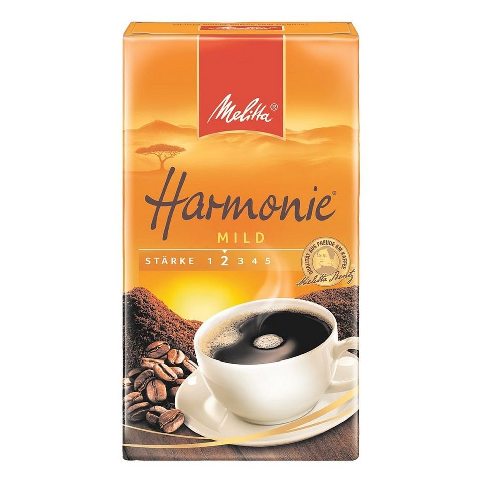Melitta Kaffeemischung »Harmonie«