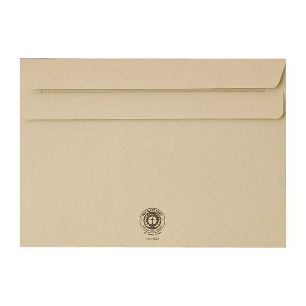 Mailmedia Briefumschläge C6 ohne Fenster mit Selbstklebung