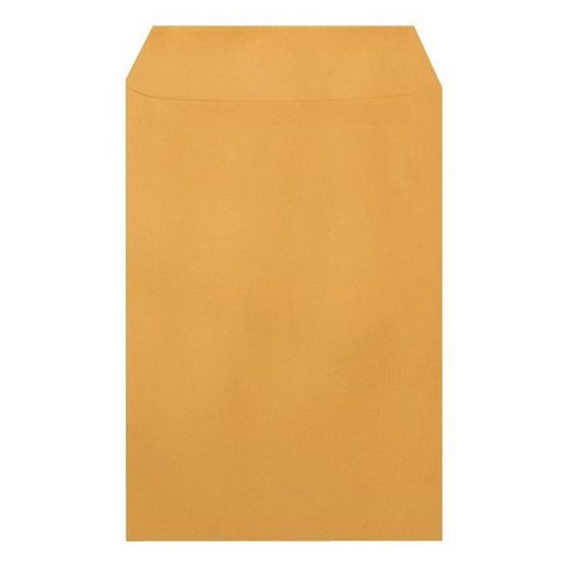 Mailmediade 100 Versandtaschen C4 ohne Fenster braun