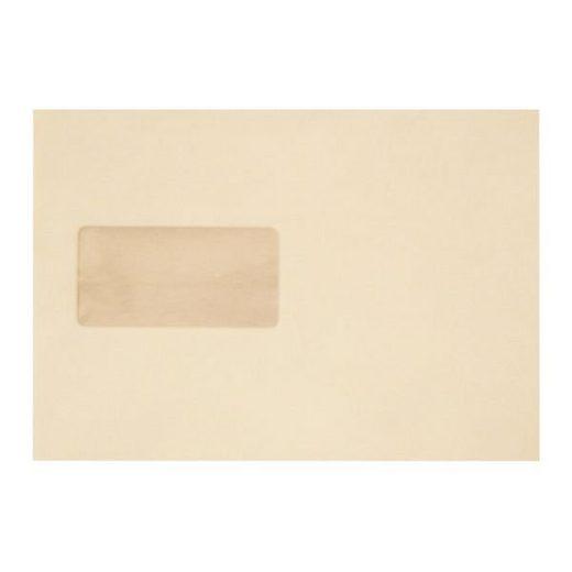 Mailmediade 100 Versandtaschen C5 mit Fenster weiß