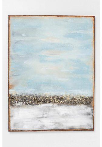 KARE Aliejinis paveikslas »Abstract Horizon...