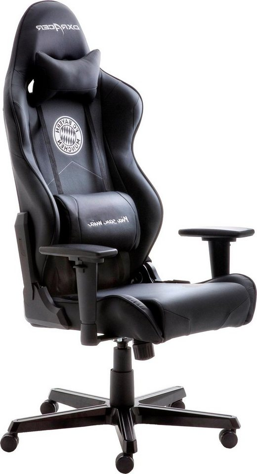 dxracer gaming stuhl racing serie oh rz101 n otto. Black Bedroom Furniture Sets. Home Design Ideas