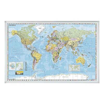 Landkarten Weltkarten Online Kaufen Otto