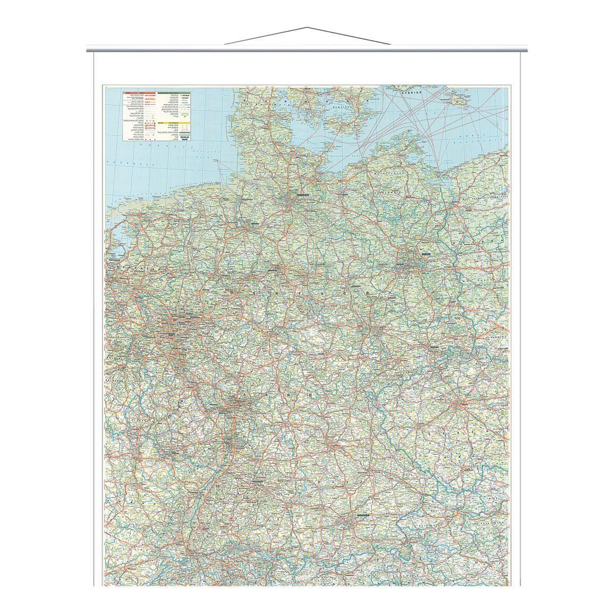 FRANKEN Deutschlandkarte »KAM300«