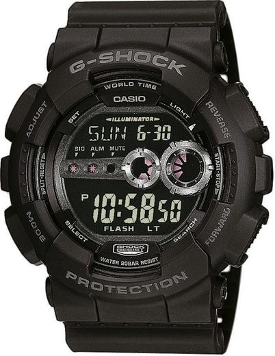 CASIO G-SHOCK Chronograph »GD-100-1BER«