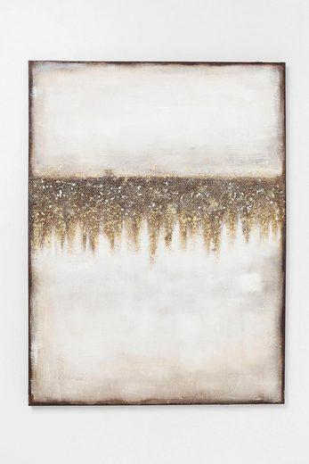KARE Ölbild »Abstract Fields«, Abstrakt