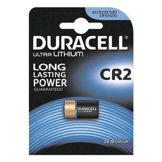 Duracell Photo Batterie CR2 / CR17355 »Photo Lithium Ultra«