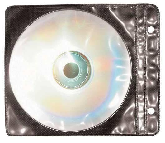 Gera-Folien CD/DVD/Blu-ray-Schutzhüllen