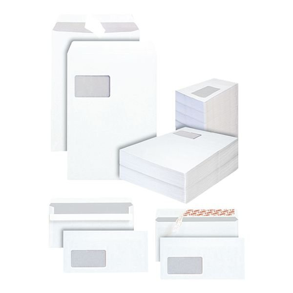 Steinmetz Jumbo-Standard-Set »Versand« Haftklebung