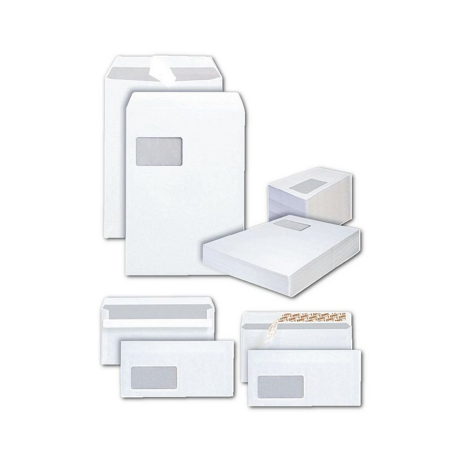Steinmetz Maxi-Set »Versand« Selbstklebung