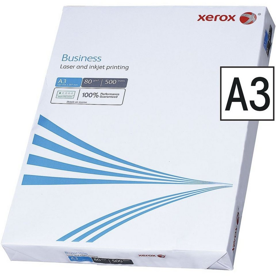 Xerox Multifunktionales Druckerpapier »Business«