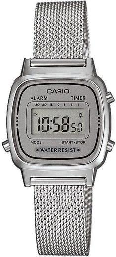 CASIO VINTAGE Chronograph »LA670WEM-7EF«