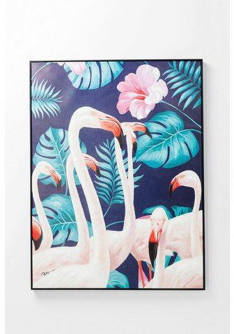 KARE Paveikslas ant drobės »Flamingo Road«