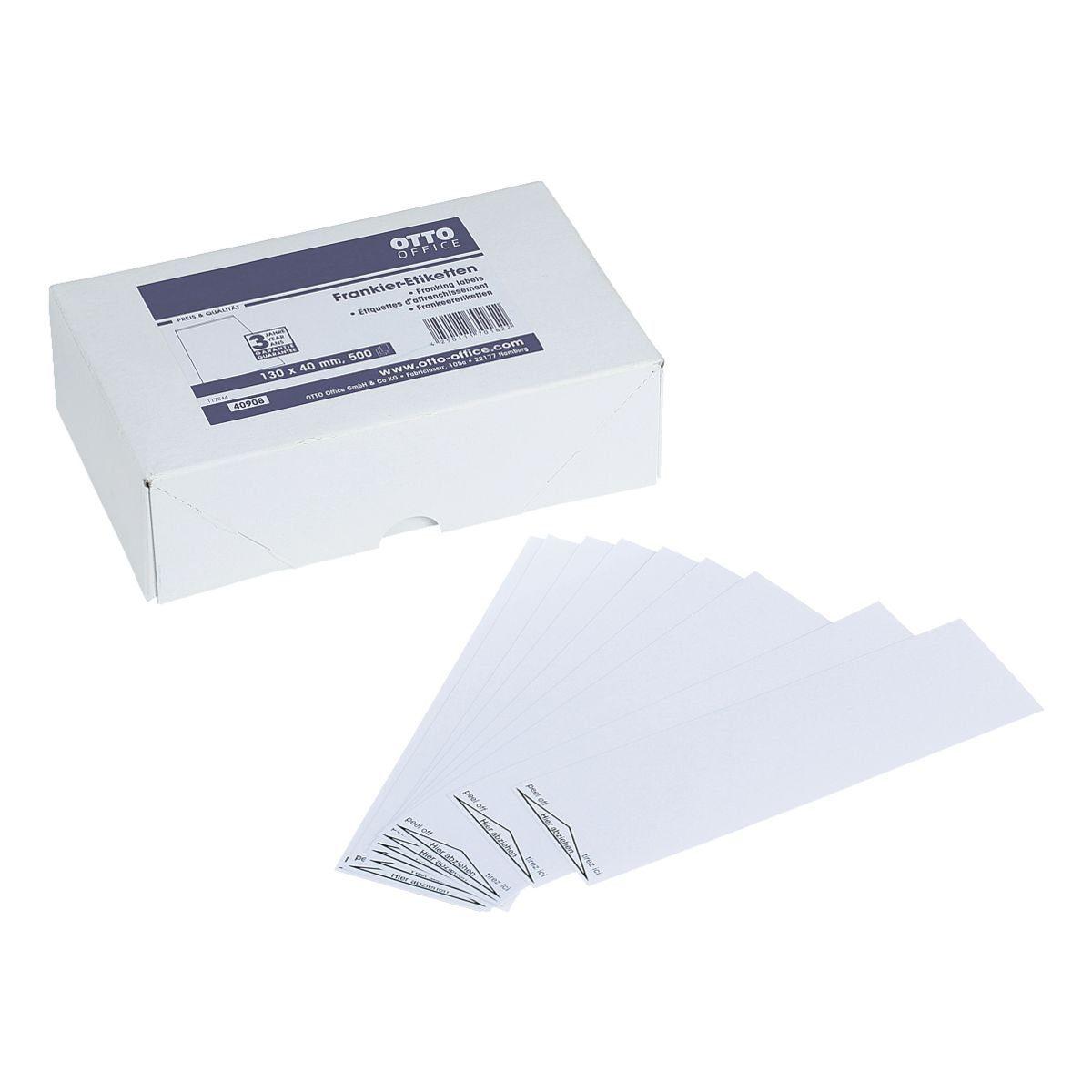 OTTO Office 500er-Pack Frankieretiketten
