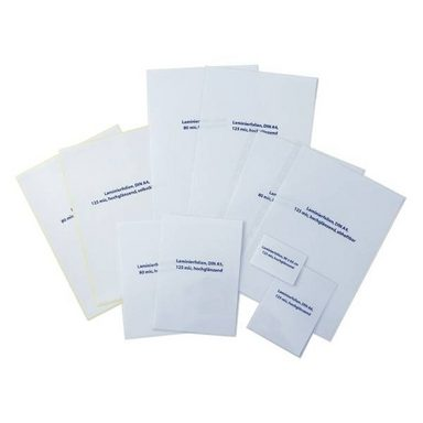 OTTOOFFICE STANDARD Laminierfolien-Starter-Kit