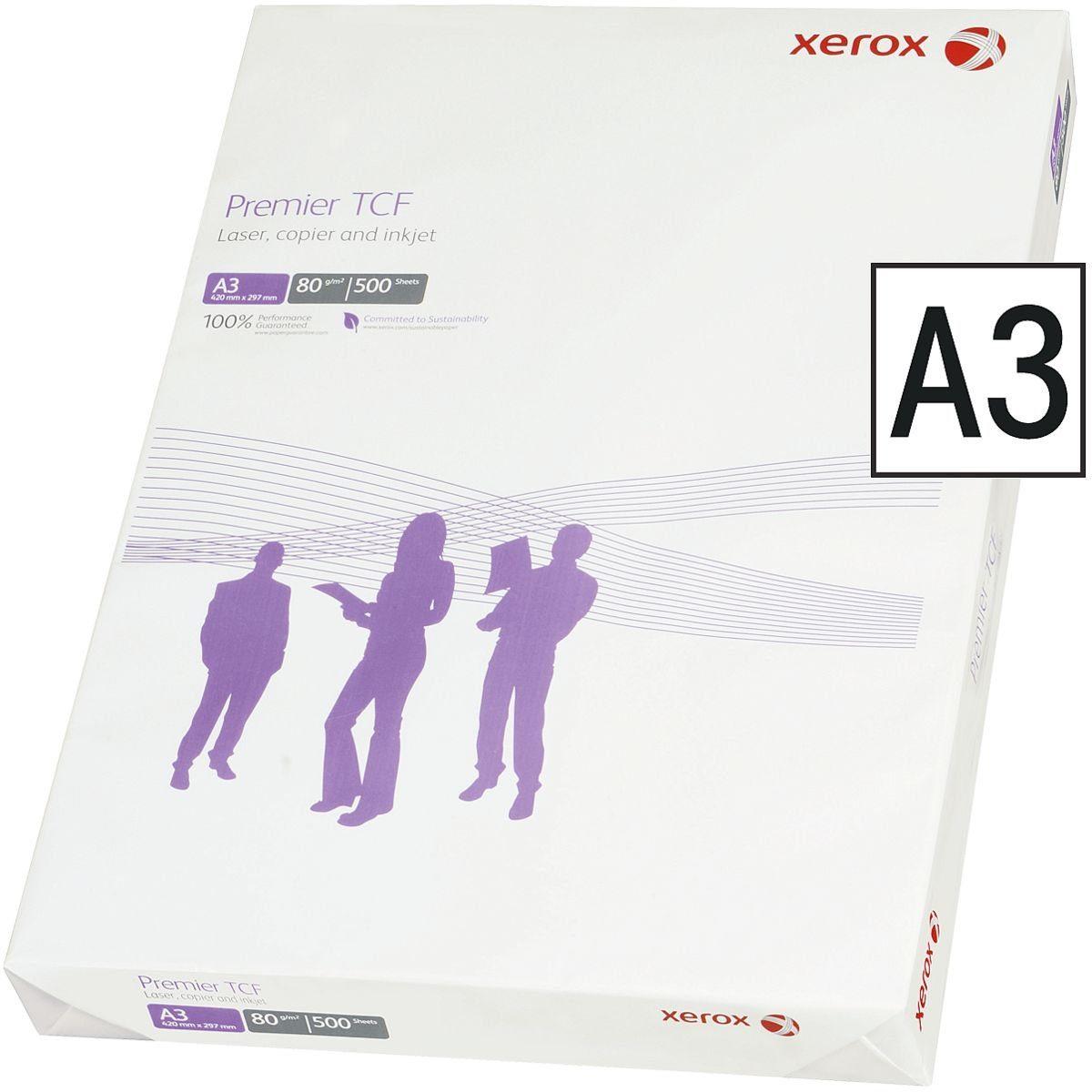 Xerox Multifunktionales Druckerpapier »Premier TCF«